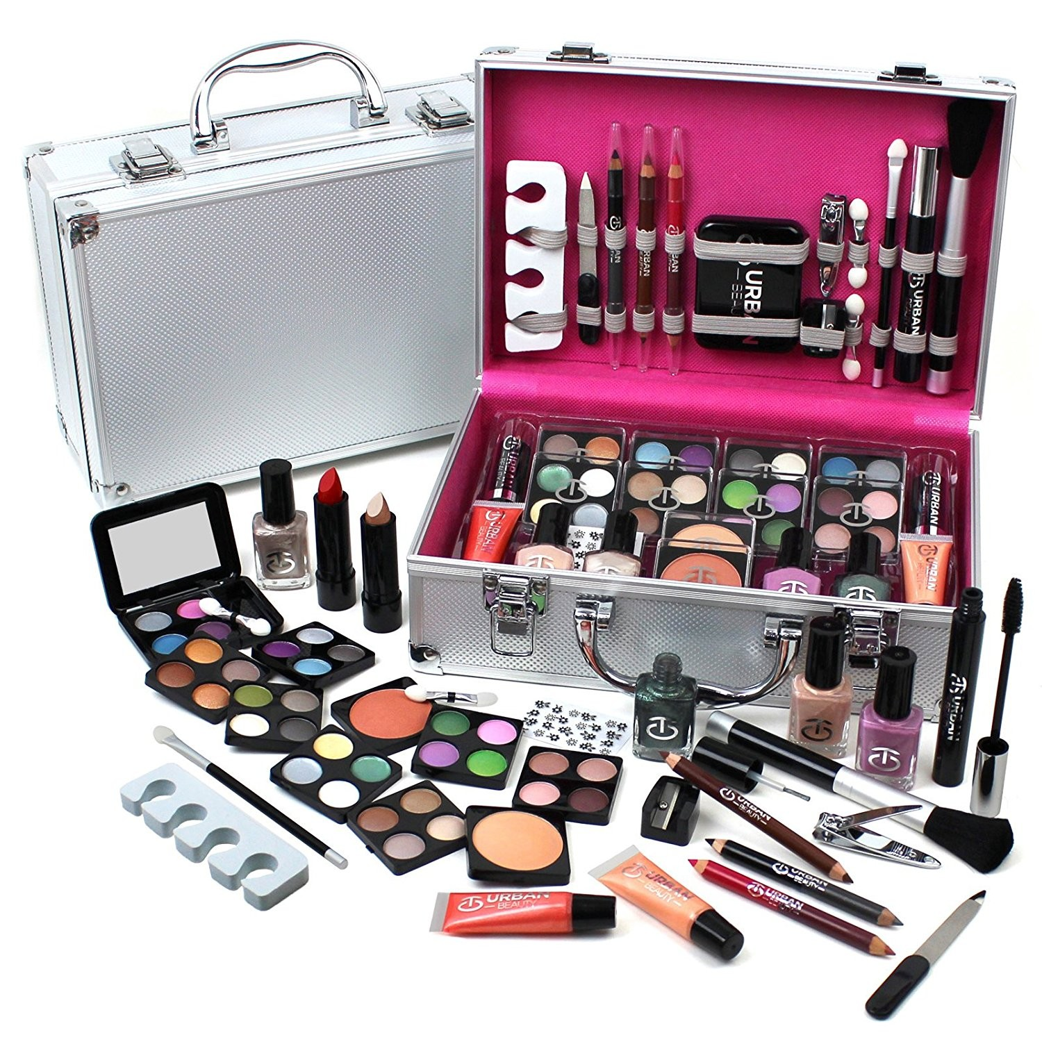 Beauty Make Up Set & Vanity Case