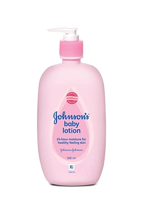 Johnsons Baby Body Lotion