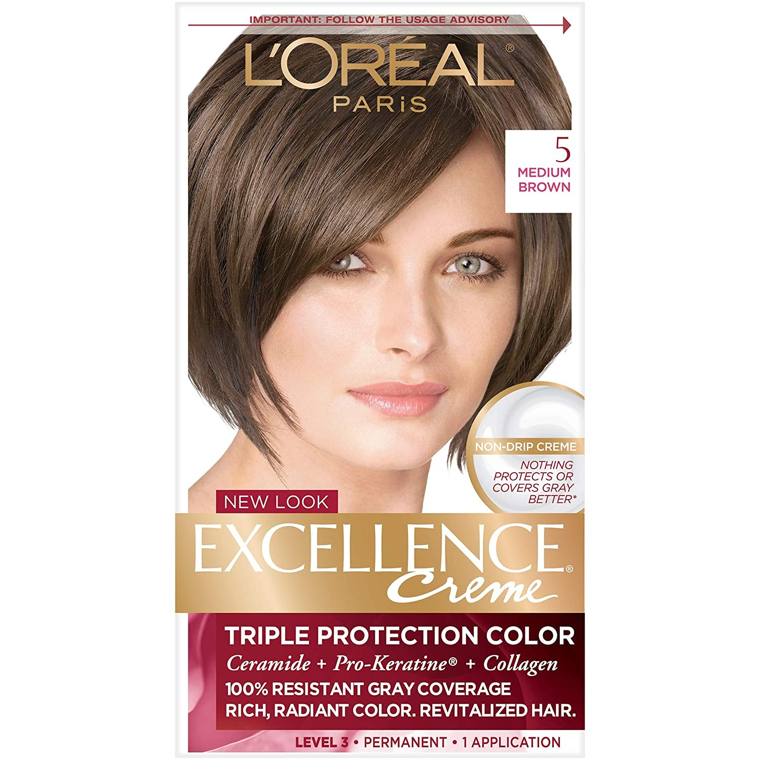 LOreal Paris Permanent Hair Color