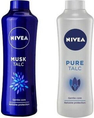 Nivea Talcum Powder