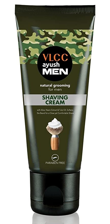 VLCC Ayushmen Shaving Cream